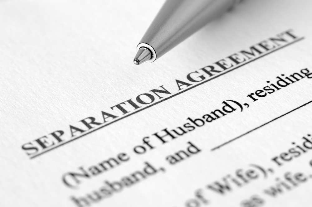 Dating after legal separation in nc